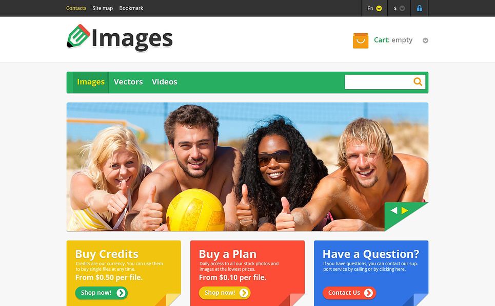 Responsives PrestaShop Theme für Kunst-Shop  New Screenshots BIG