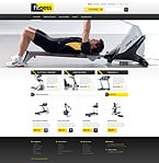 Sport PrestaShop Template 45877