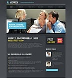 Society and Culture Moto CMS HTML  Template 45896