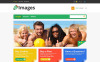 "PrestaShop шаблон ""Responsive Images Store"" New Screenshots BIG"