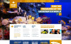Reszponzív Búvárkodás témakörű  Weboldal sablon New Screenshots BIG