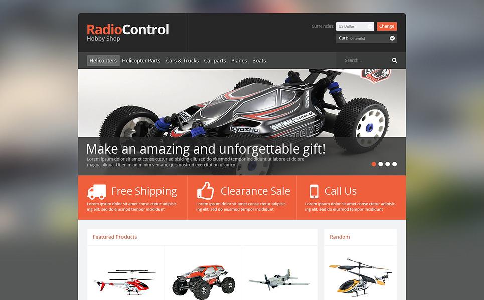 Template VirtueMart para Sites de Loja de Brinquedos №45937 New Screenshots BIG