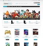 Games VirtueMart  Template 45938