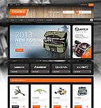 Sport OpenCart  Template 45943