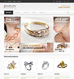 Jewelry PrestaShop Template 45945