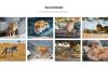 WildLife - Wild Life Multipage Creative HTML Website Template Big Screenshot