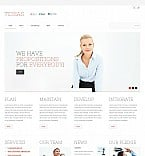 Flash CMS  Template 45988