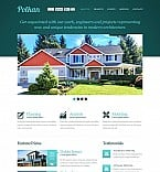 Real Estate Flash CMS  Template 45989