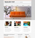 Real Estate Flash CMS  Template 45992