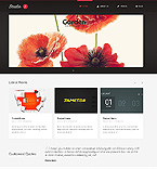 Web design Website  Template 45997