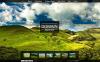 Flash CMS Vorlage für Grundstücksmakler  New Screenshots BIG