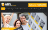 Luxusní Facebook HTML CMS šablona na téma Zámečník New Screenshots BIG