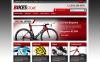 Responsive Bikes Store Magento Theme New Screenshots BIG