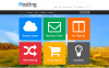 Tema de PrestaShop para Sitio de Hosting New Screenshots BIG