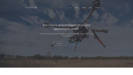 Video Website Design - Videodron - image