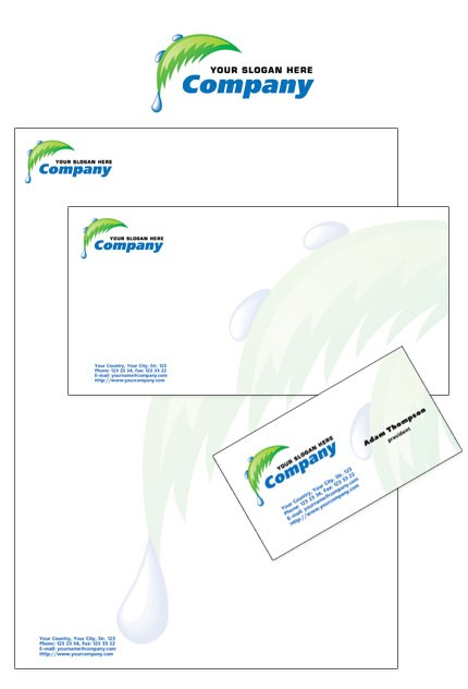 Corporate Identity 4636 Screenshot