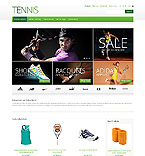 Sport PrestaShop Template 46011
