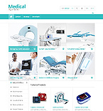 Medical PrestaShop Template 46013