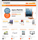 Computers PrestaShop Template 46014