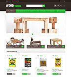 Furniture PrestaShop Template 46015