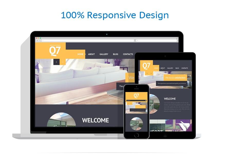 Tema siti web per un sito di design di interni for Siti design interni