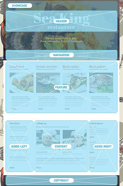 Joomla Theme/Template 46033 Main Page Screenshot