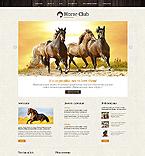 Animals & Pets Joomla  Template 46041