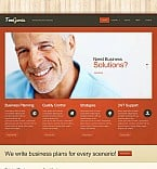 Template 46048 Flash Cms Template with Video