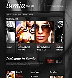 Night Club Flash CMS  Template 46049