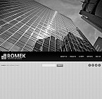 Architecture Flash CMS  Template 46050