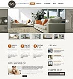 Furniture Flash CMS  Template 46072