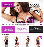 Fashion PrestaShop Template 46085