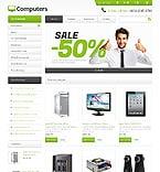 Computers PrestaShop Template 46086