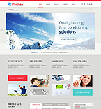 WordPress Template 46087