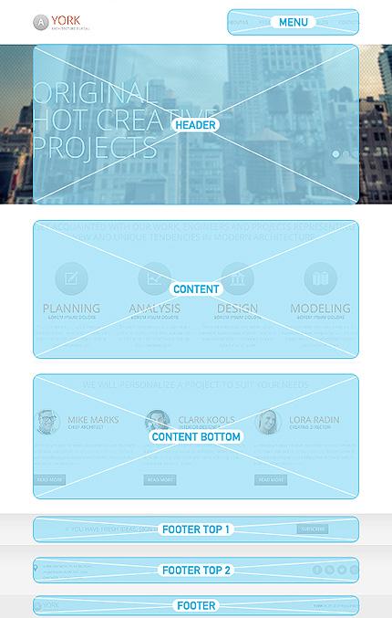 Drupal Template 46089 Main Page Screenshot