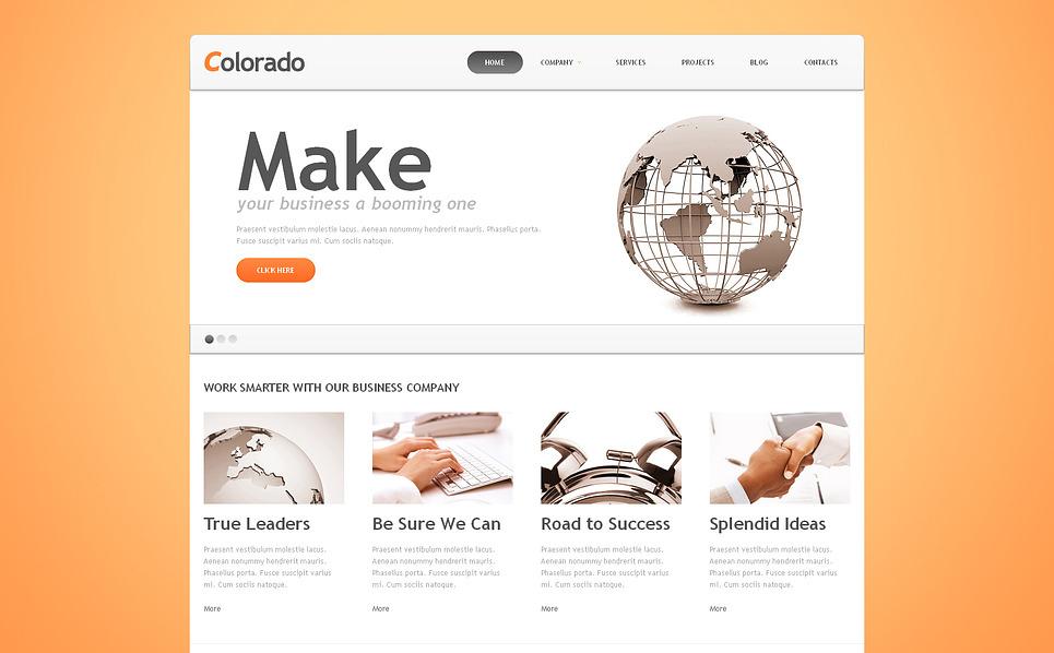 Responsive Joomla Template over Accounting Website New Screenshots BIG