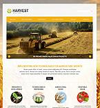 Vista previa de la plantilla Agricultura #46099
