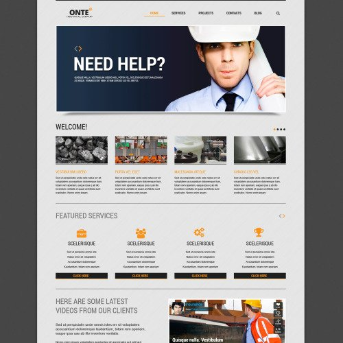 Onte - Joomla! Template based on Bootstrap