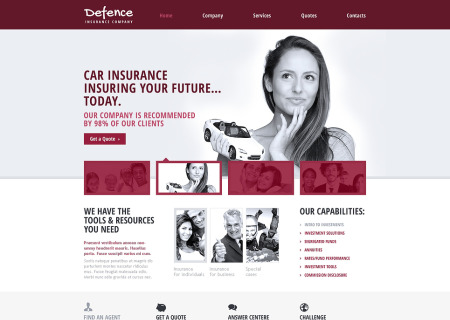 Insurance Responsive