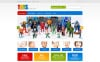 Responsive Toys Store Magento Theme New Screenshots BIG