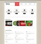 Web design Moto CMS HTML  Template 46104