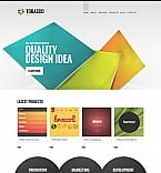 Web design Moto CMS HTML  Template 46105