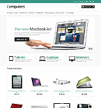Computers PrestaShop Template 46151