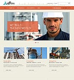 Architecture Website  Template 46163