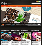 Web design Joomla  Template 46168