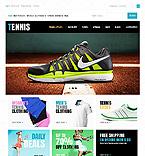 Sport ZenCart  Template 46175