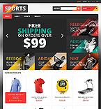 Sport PrestaShop Template 46188