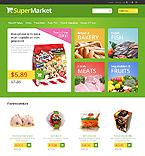 Food & Drink PrestaShop Template 46189