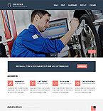 Cars Website  Template 46196