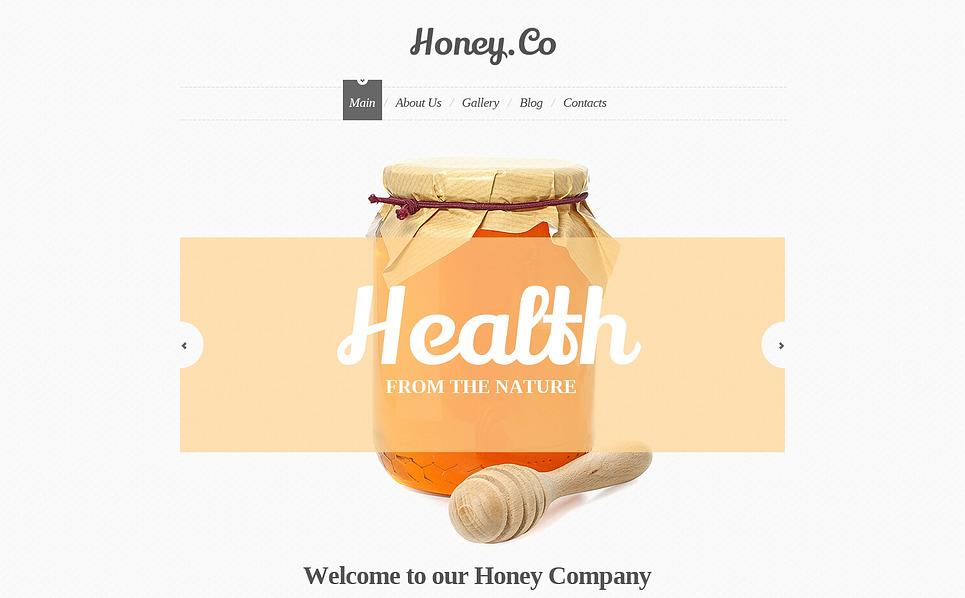 Template Web Flexível para Sites de Loja de Meu №46198 New Screenshots BIG